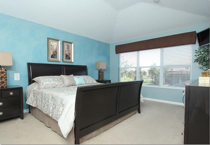 Global Resort Homes Bedrooms