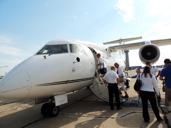 Fly Borgata Charter Jet