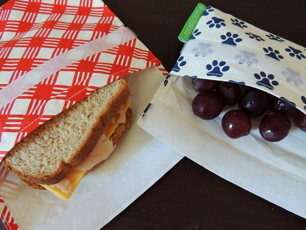LunchSkins Reusable Lunch Bags