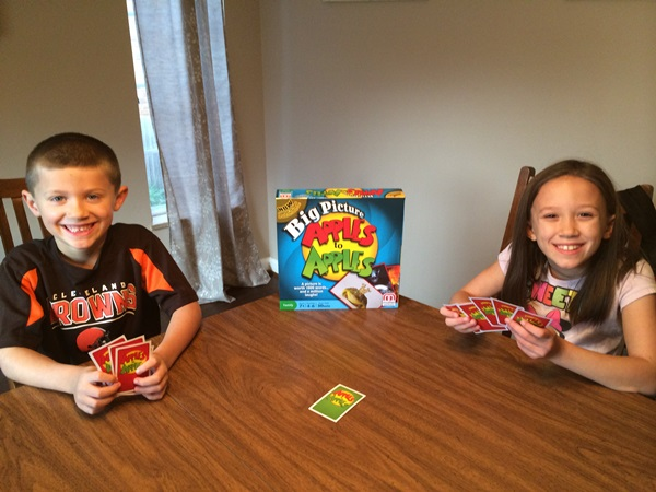 Apples To Apples Big Picture Giveaway