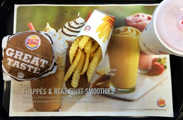 Burger King Satisfries Review
