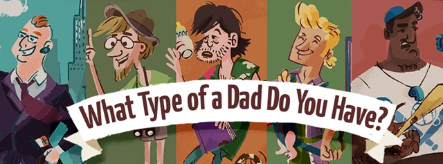Fiver Father's Day Quiz Featured