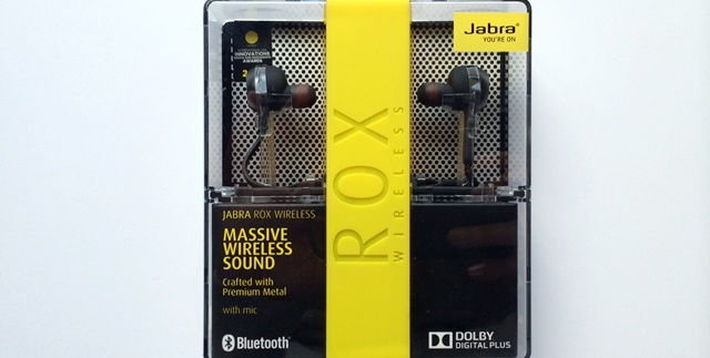 Jabra Rox Wireless Headset Review