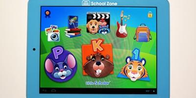 School Zone Little Scholar Tablet Review & Giveaway