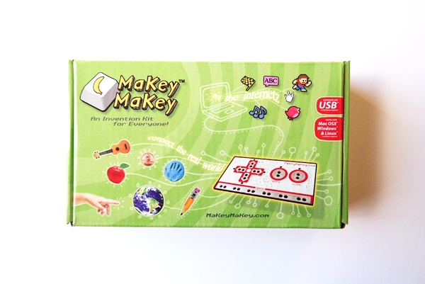 Encourage Kids To Think Outside The Box With Makey Makey