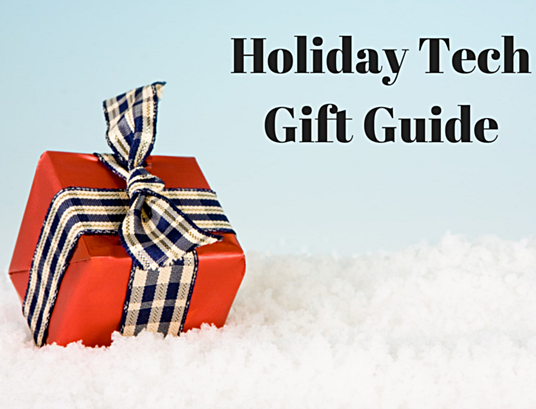 Holiday Tech Gift Guide Featured