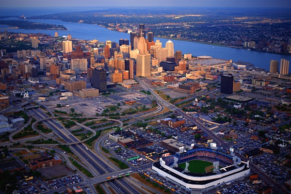 50 Most Popular Domestic Cities for Americans – Detroit Jumps 2 Rankings