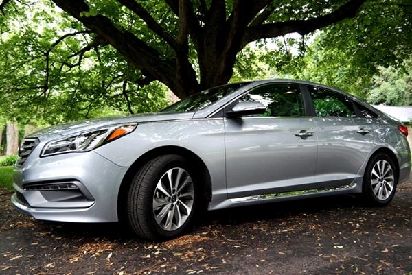 Hyundai Sonata Sport Featured