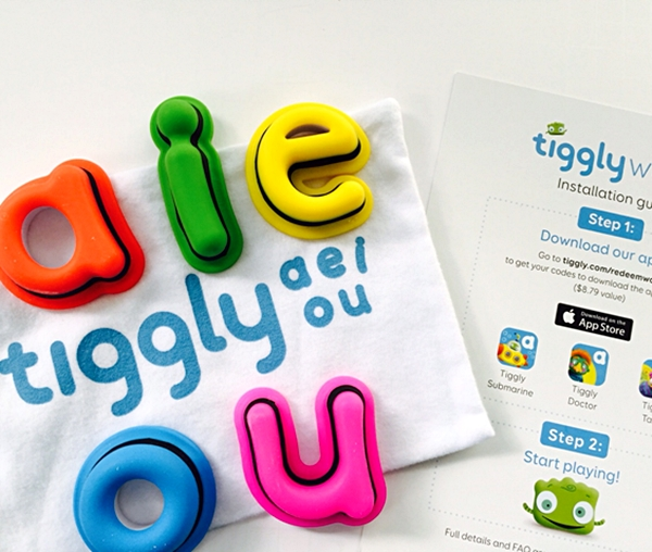 Bringing Learning To Life With Tiggly Words