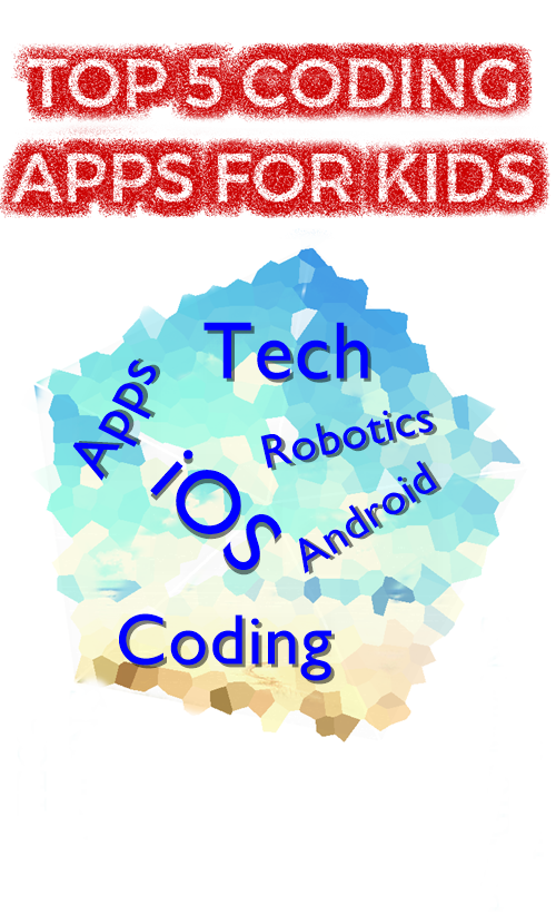 Top 5 Coding Apps For Kids