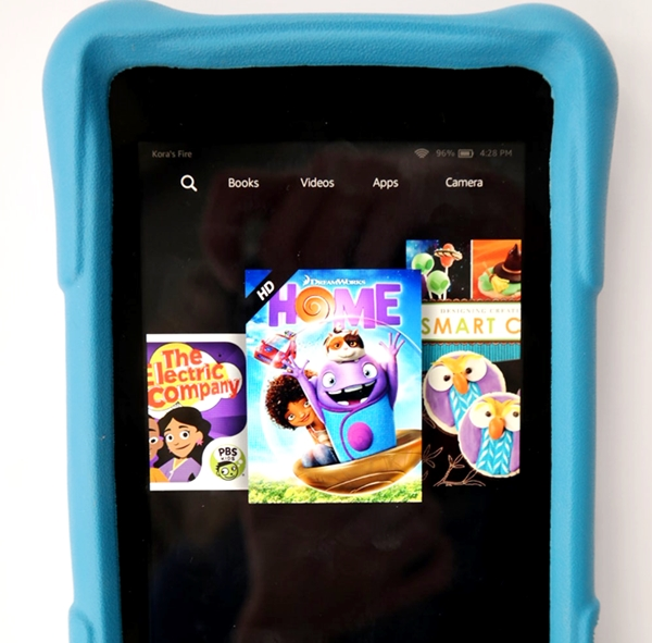 Get Excited About Back To School With Amazon's Kindle For Kids Bundle