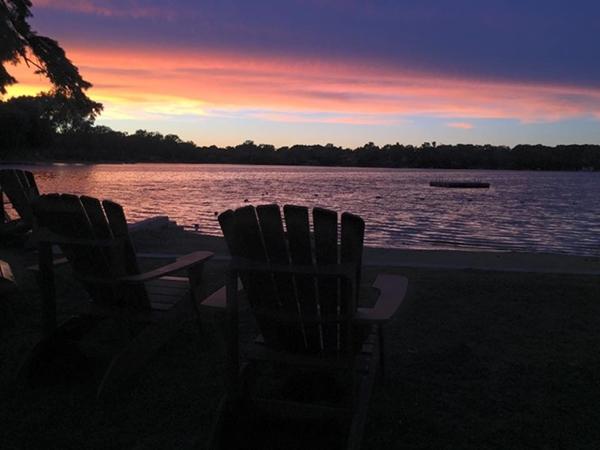 Beautiful Michigan Sunsets