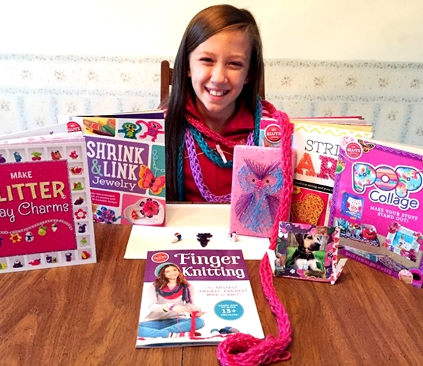 Fun Gift Ideas For Kids Who Love Arts & Crafts