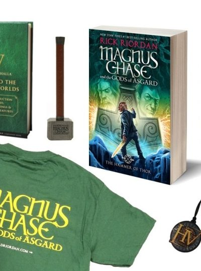 Magnus Chase Hammer Of Thor Prize Pack