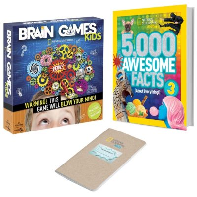 The Perfect Gifts For Kids Who Love Fun Facts & Trivia
