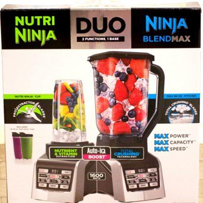 Nutri Ninja Blendmax Duo Review