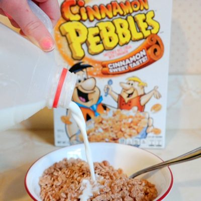 5 Reasons To Start Your Day With Cinnamon Pebbles