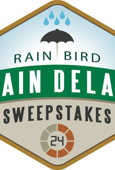Rain Bird Rain Delay Sweepstakes