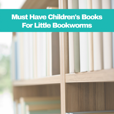 Great Gifts For The Little Bookworms In Your Life