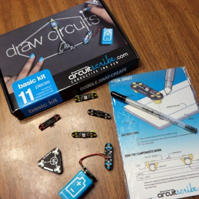 STEM Learning – Fun & Easy With Circuit Scribe