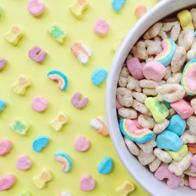 A Favorite Family Tradition: Lucky Charms