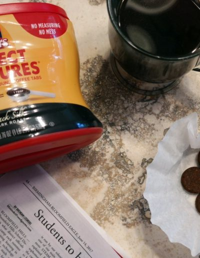 Folgers Perfect Measures Perfect Cup of Coffee
