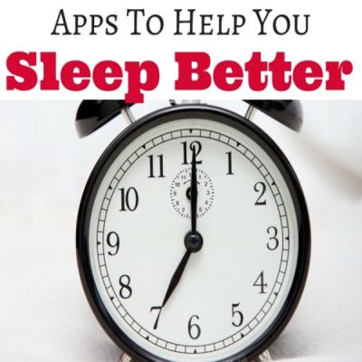 Always Tired? These Apps Will Help You Sleep Better
